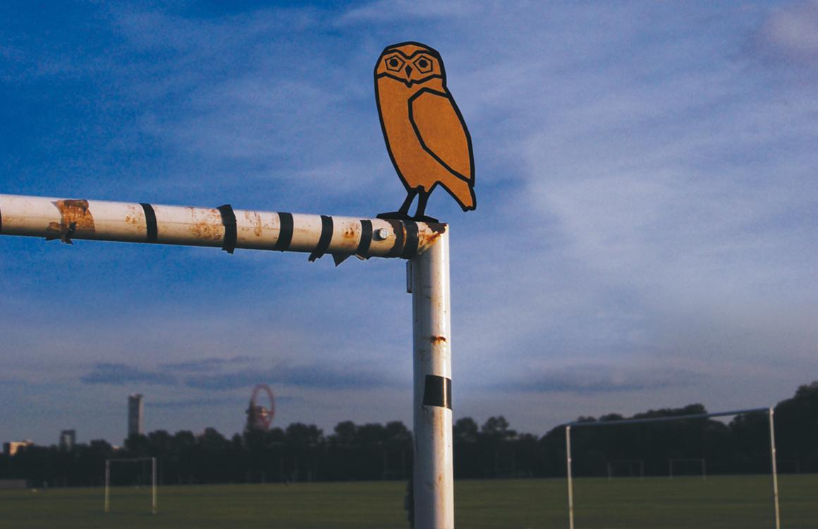 Large owl 1